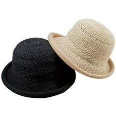 シルク混帽子