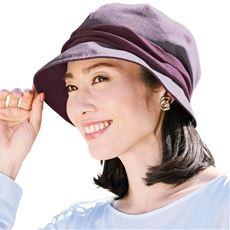 近赤外線UVケア帽子