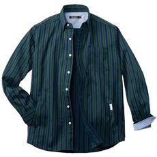 ストレッチ先染め素材シャツジャケット