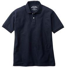 ドライ半袖ポロシャツ(嬉しいS~7L展開) 快適さを追求したニューベーシック