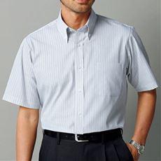 出張や洗い替えにも最適な形態安定Yシャツ(半袖)(S~5L)