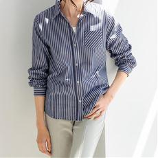 UVケアレース使いシャツ