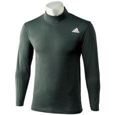 ハイネック長袖Tシャツ(adidas)