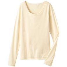 防風指穴付きクルーネックTシャツ(防風・速乾・透湿)