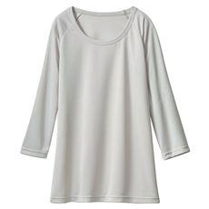 インナーTシャツ(男女兼用・S~3L・吸汗速乾)