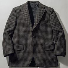 袖丈ぴったりジャケット