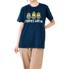 ユニセックスプリントTシャツ(ミニオン)