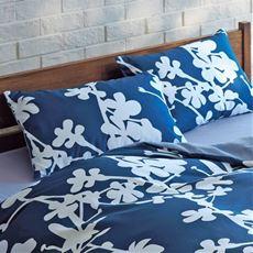 枕カバー(片側綿100%)