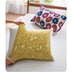 のびのび枕カバー(抗菌防臭・ニット)
