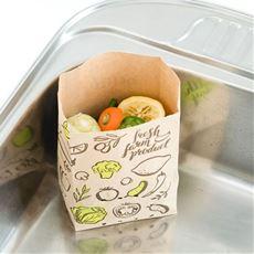 耐水ペーパー製水切りごみ袋