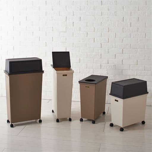 カスタムペール(蓋とサイズを選べるゴミ箱)
