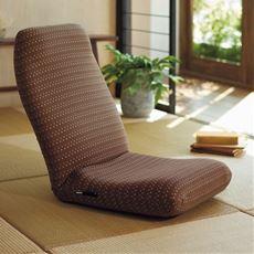 レバー式ハイバック座椅子