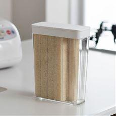 冷蔵庫用米びつ(1合分別)