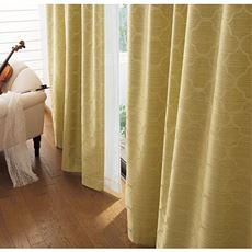遮熱遮音・安眠1級遮光ジャカード織カーテン