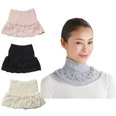 シルク入り衿もとカバー