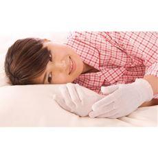 シルクうるおい手袋4双