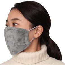 ふわ暖フェイスマスク2枚