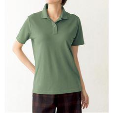 UVカットポロシャツ(半袖)(洗濯機OK)