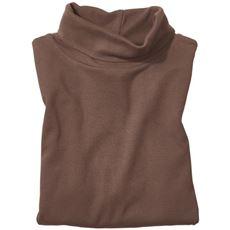 UVカットルーズネックTシャツ(七分袖)(綿100%・2丈展開・洗濯機OK)