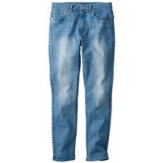 ストレッチ・スリムフィットテーパードジーンズ(11.5oz)/パンツリサーチ該当商品