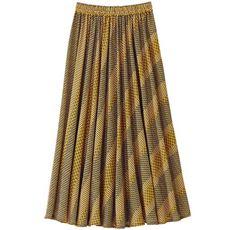 【ぽっちゃりさんサイズ】パッチワーク風スカート
