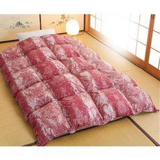 眠りにまっすぐ 乙丸屋羽毛布団