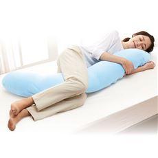お腹も背中も包まれる抱き枕