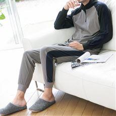 ジップTタイプパジャマ(男女兼用)