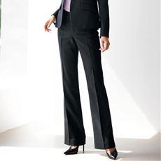 スーツ用パンツ(ストレートパンツ・ブーツカットパンツ)(事務服・洗濯機OK)