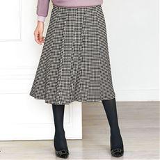 ウエストらくらくスカート(選べる2レングス・洗濯機OK)