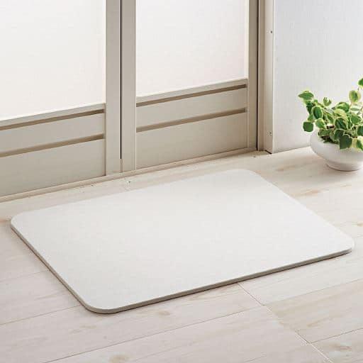 MOISS®珪藻土バスマット(日本製)