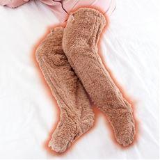 極暖 足が出せるロングカバー1足(ストッパー付き)