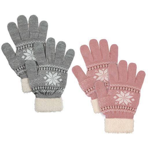 指先まであったか手袋(1双)