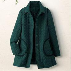 中綿デザインジャケット