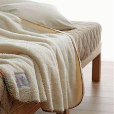 毛布(吸湿発熱タイプ)