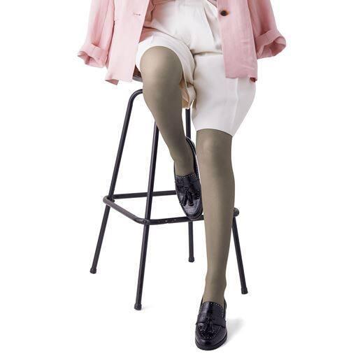 パンティストッキング・1足売り(ハードサポートタイプ・静電気防止加工・つま先補強・日本製)