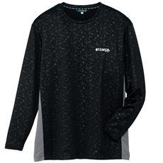 裏起毛長袖Tシャツ(ケイパ)