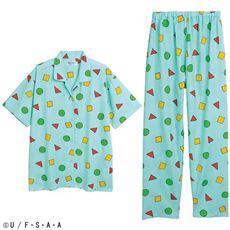 シャツタイプパジャマ(クレヨンしんちゃん)