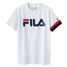 Tシャツ(FILA)