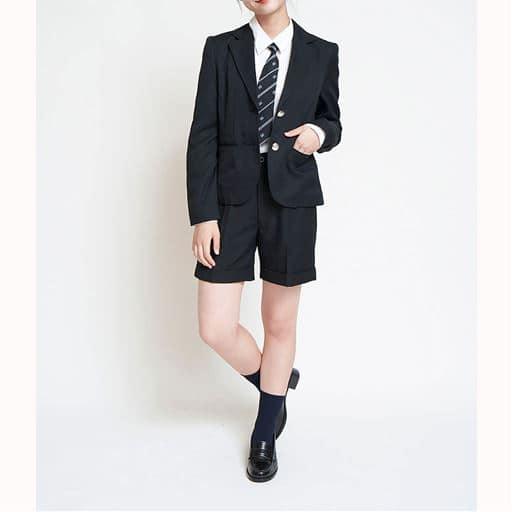 ショートパンツスーツ4点セット(スクール・制服)