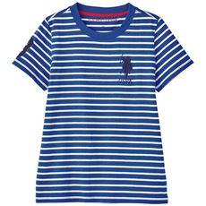 ボーダーTシャツ(U.S.POLO ASSN)