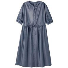 スマートドライシャツワンピース(UVカット・接触冷感・吸汗速乾・抗菌防臭)