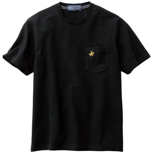 胸刺繍Tシャツ(ビバリーヒルズポロクラブ)