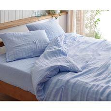 枕カバー(水洗い3重ガーゼ)