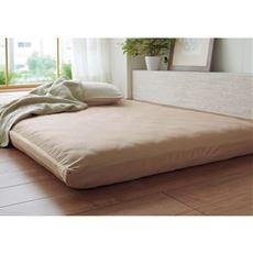 厚みがある敷き布団用カバー(綿100%)