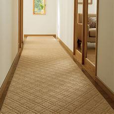 廊下敷きロングマット(防ダニ・遮音・ループパイル・ふっくらした踏み心地) マンションの騒音対策におすすめ