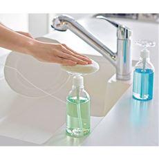 片手で出せる洗剤ボトル エコポン
