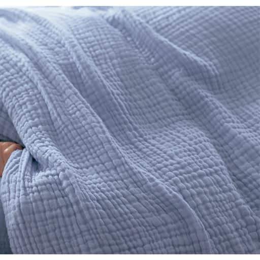 掛け布団カバー(水洗い3重ガーゼ)
