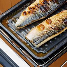 魚焼きトレー