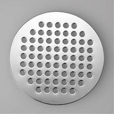 浴室排水口のぬめり抑制プレート